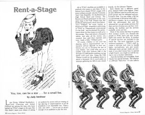 premiere winter 1983 rent a stage p 14-5